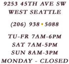 9253 45th Ave SW
