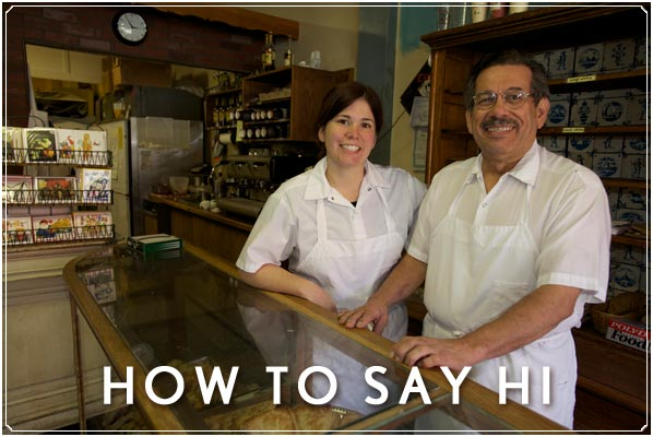 How to Contact Us | The Original Bakery